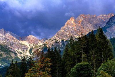 Salzburger Land - Tauernradweg