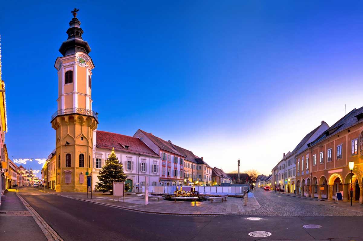 Bad Radkersburg - Weinland-Steiermark Radtour