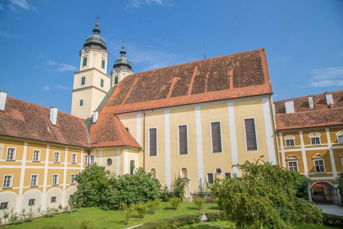 Schloss Stainz - Weinland Steiermark Radtour