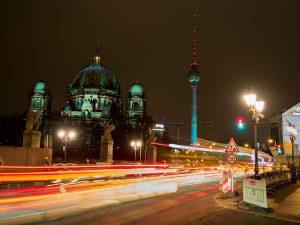 Berlin leuchtet... ein Lichterfest mit über 70 Illuminationen