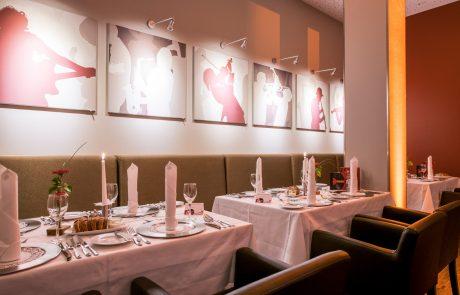 Restaurant im bigBOX ALLGÄU Hotel in Kempten