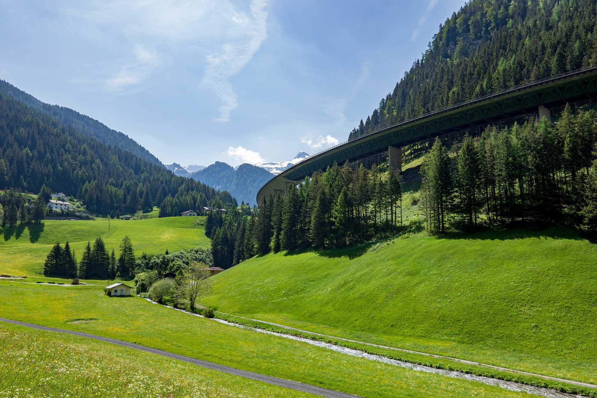 Brenner Autobahn