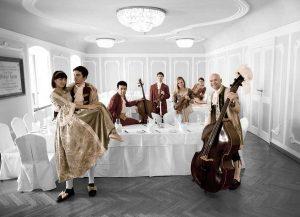 Mozart Dinner Concert - täglich