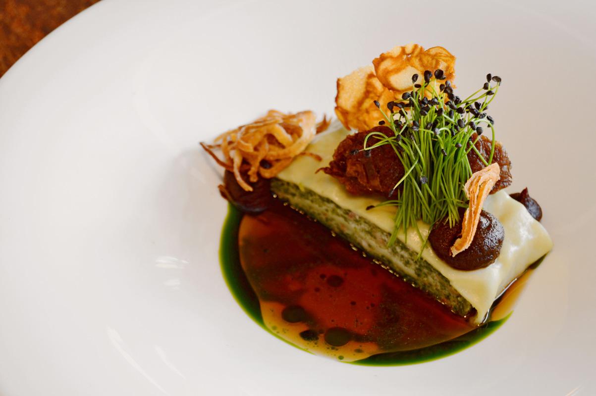 Foodbild, Bertha's Restaurant