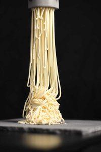 spaghetti-eis presse