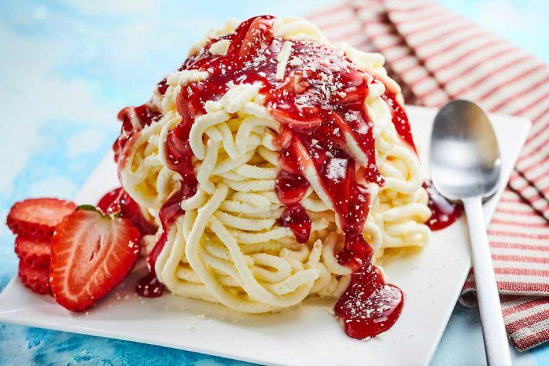 spaghetti-eis