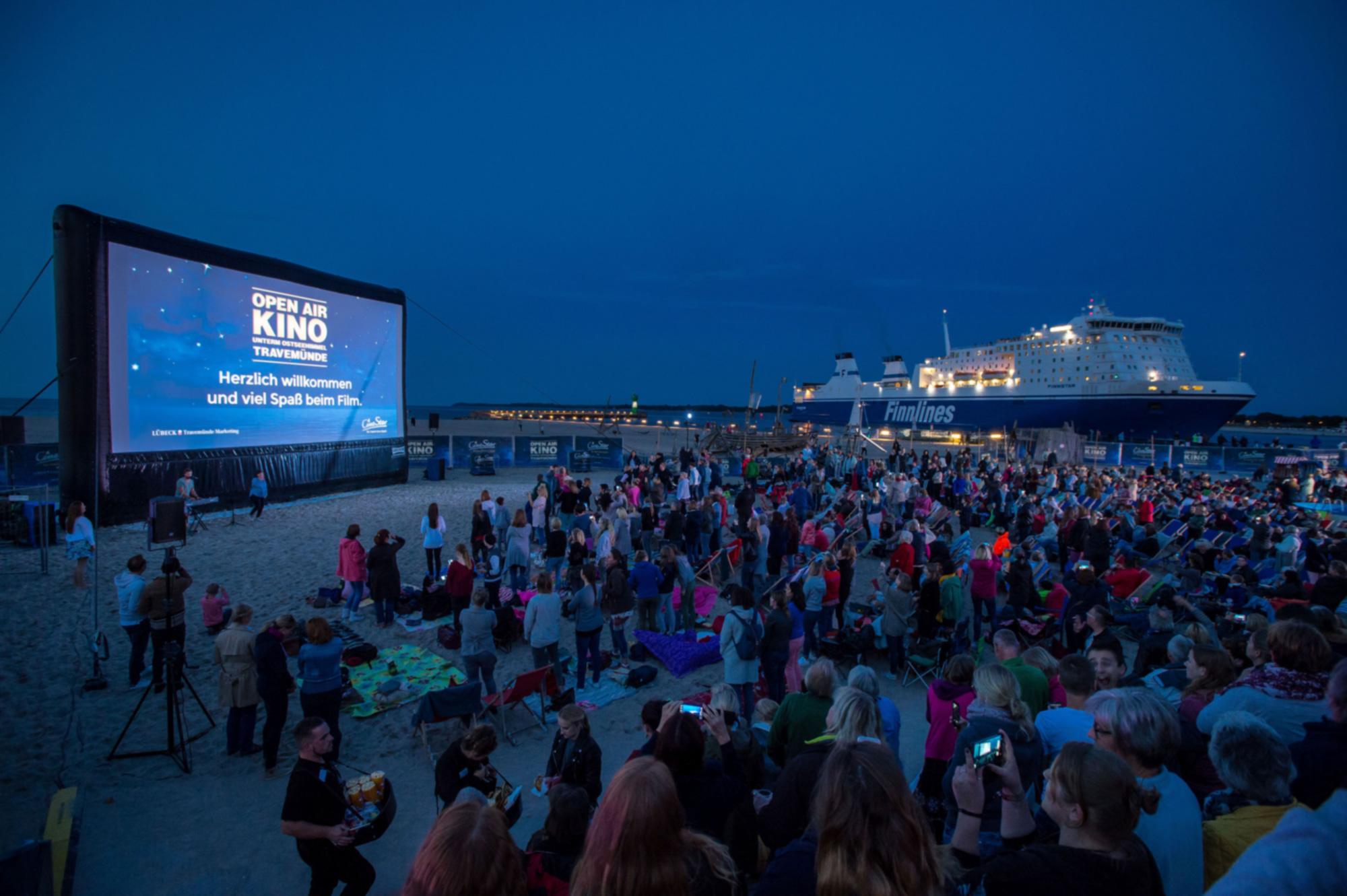 Das Kino unterm Ostseehimmel