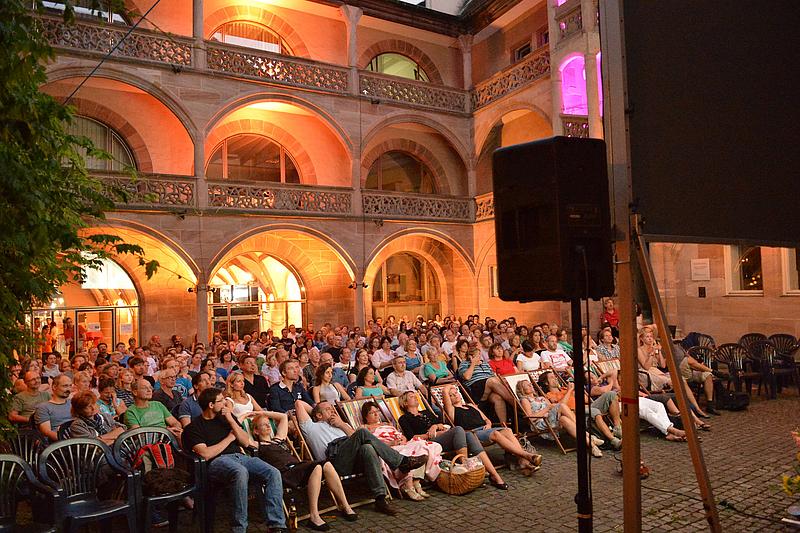 Das Sommernachtsfestival Nürnberg