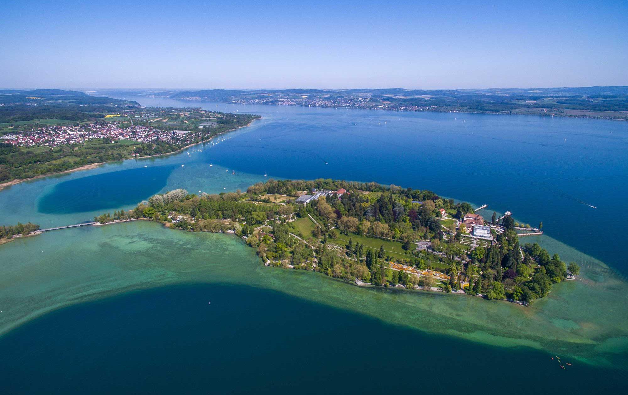 Der Bodensee: Urlaub an Deutschlands größtem See