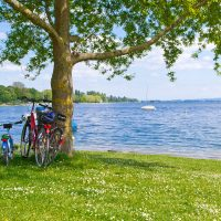 Radtour am Bodensee - Bodensee-Königssee-Radweg