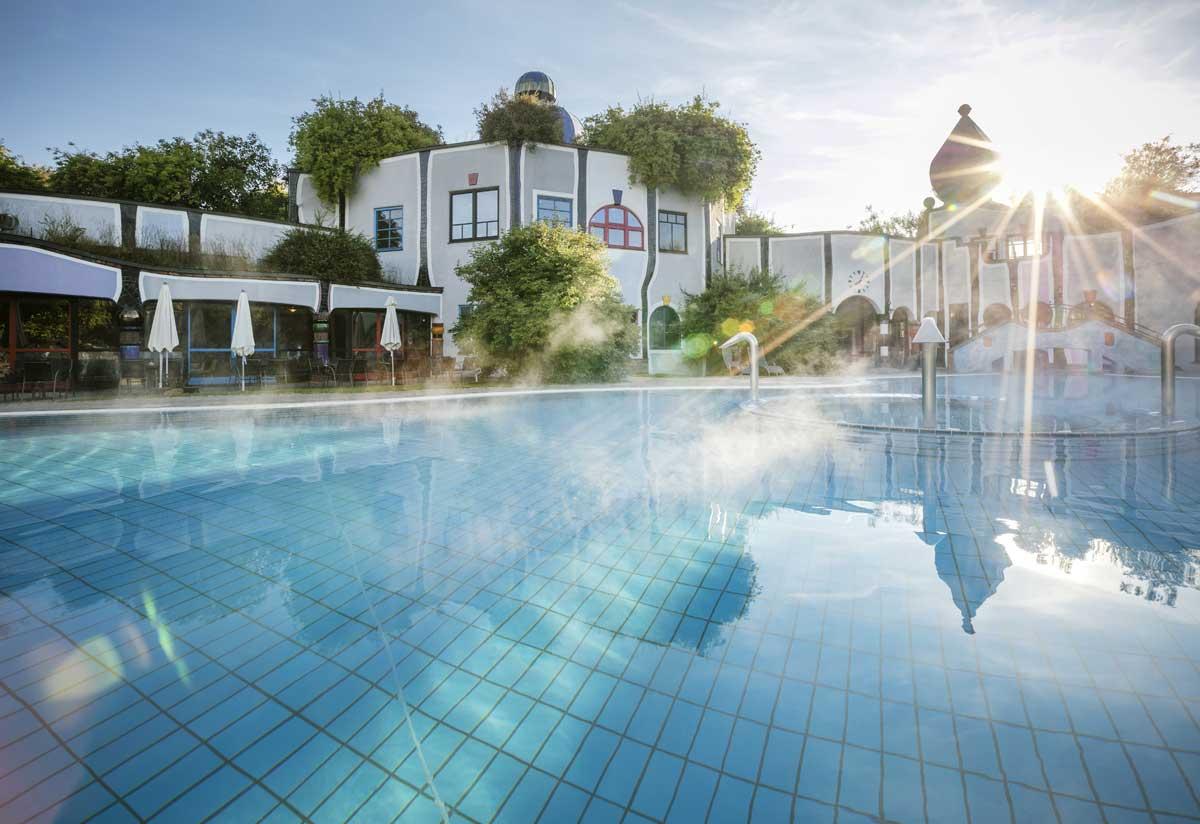 Rogner Bad Blumau Hundertwasser Architekturprojekt