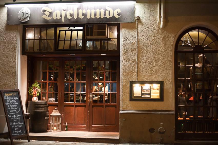 Tafelrunde Berlin – Mittelalterlich speisen