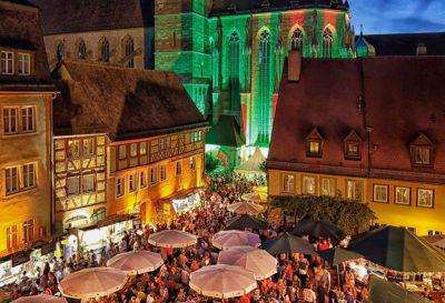 Weindorf Rothenburg