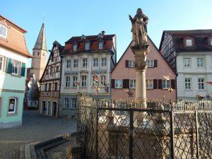 Bad Windsheim - Aischtalradweg