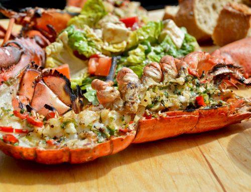 Foodblog: Frischer Hummer vom Grill