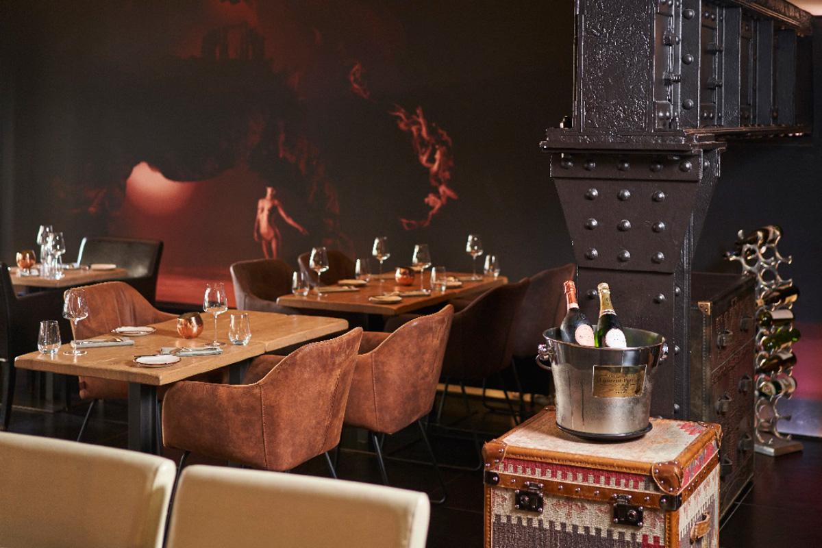 Innenansicht Restaurant 5