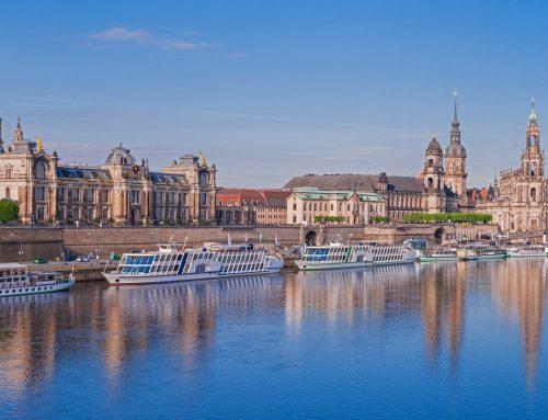 Gewinnspiel: Mit dem Varta-Führer nach Dresden