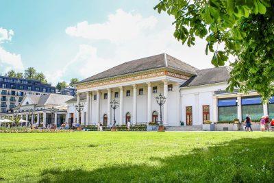 Das Kurhaus Baden-Baden