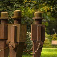 Skulptur Viersener Wächter