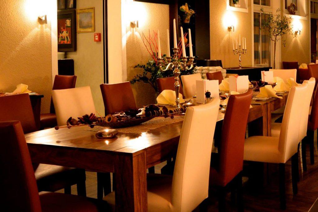 Tweer's Restaurant Innenansicht