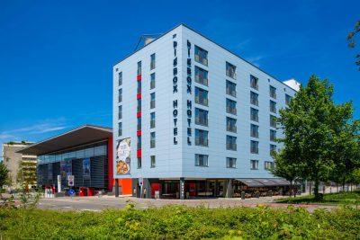 Außenansicht bigBOX Allgäu Hotel