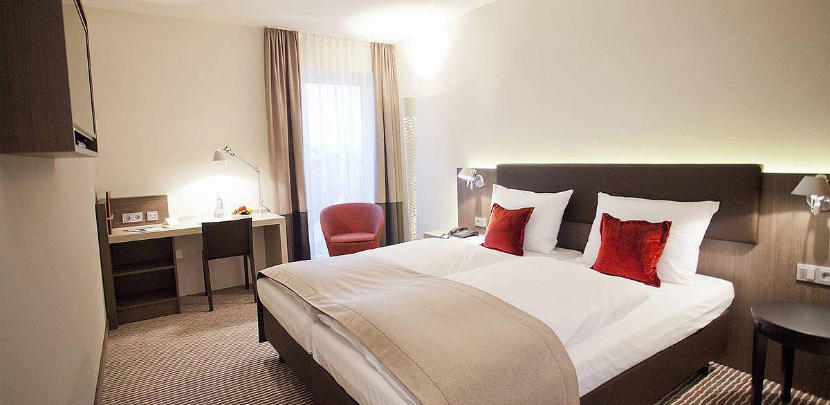 Zimmeransicht bigBOX Allgäu Hotel