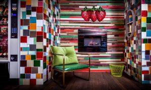 Foyer Alles Paletti - Karls Upcycling Hotel