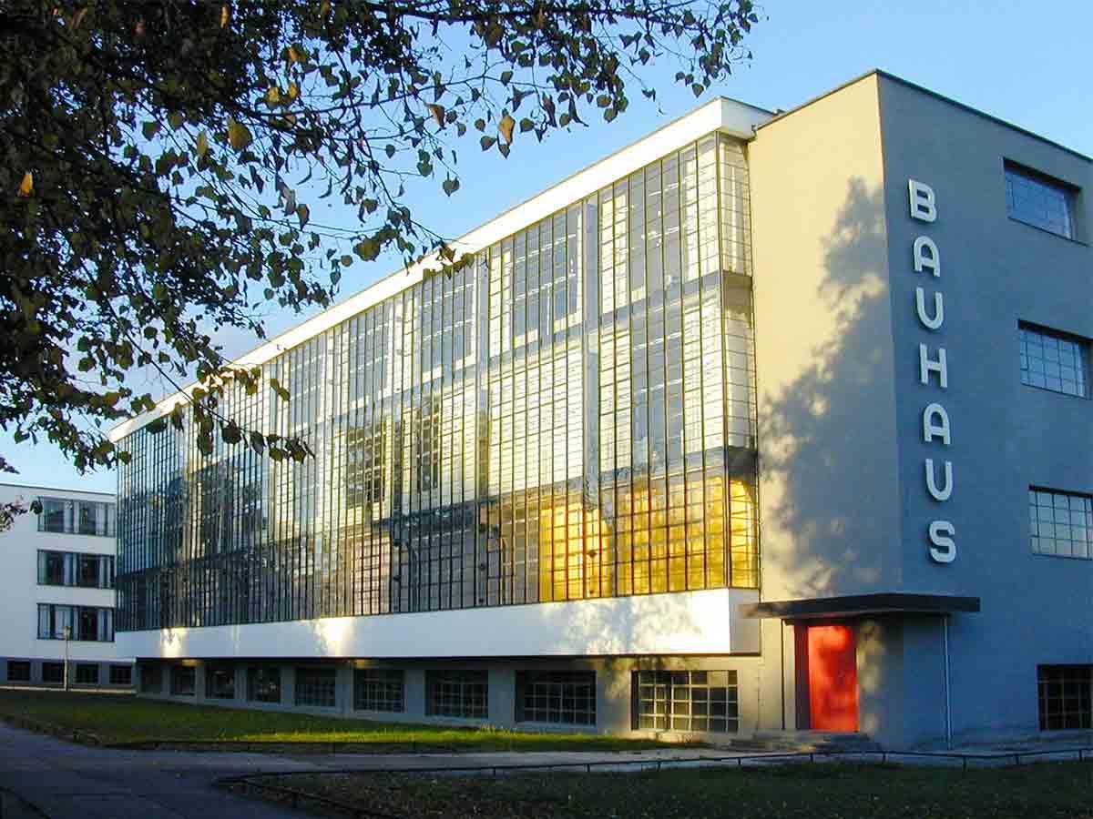 Bauhausgebäude Dessau © Tegula - pixabay.com