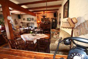 Gaststätte Oma Innenansicht