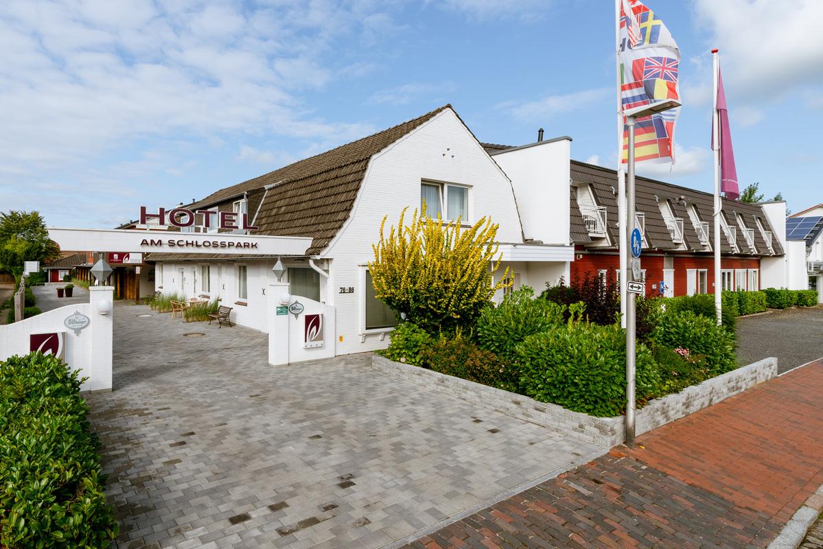 Hotel Am Schlosspark, Husum