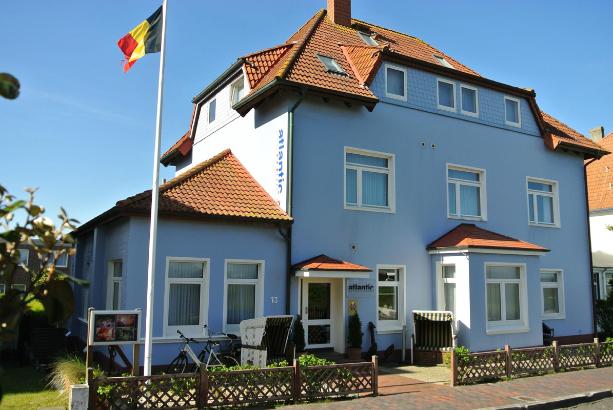Hotel Atlantic, Wangerooge