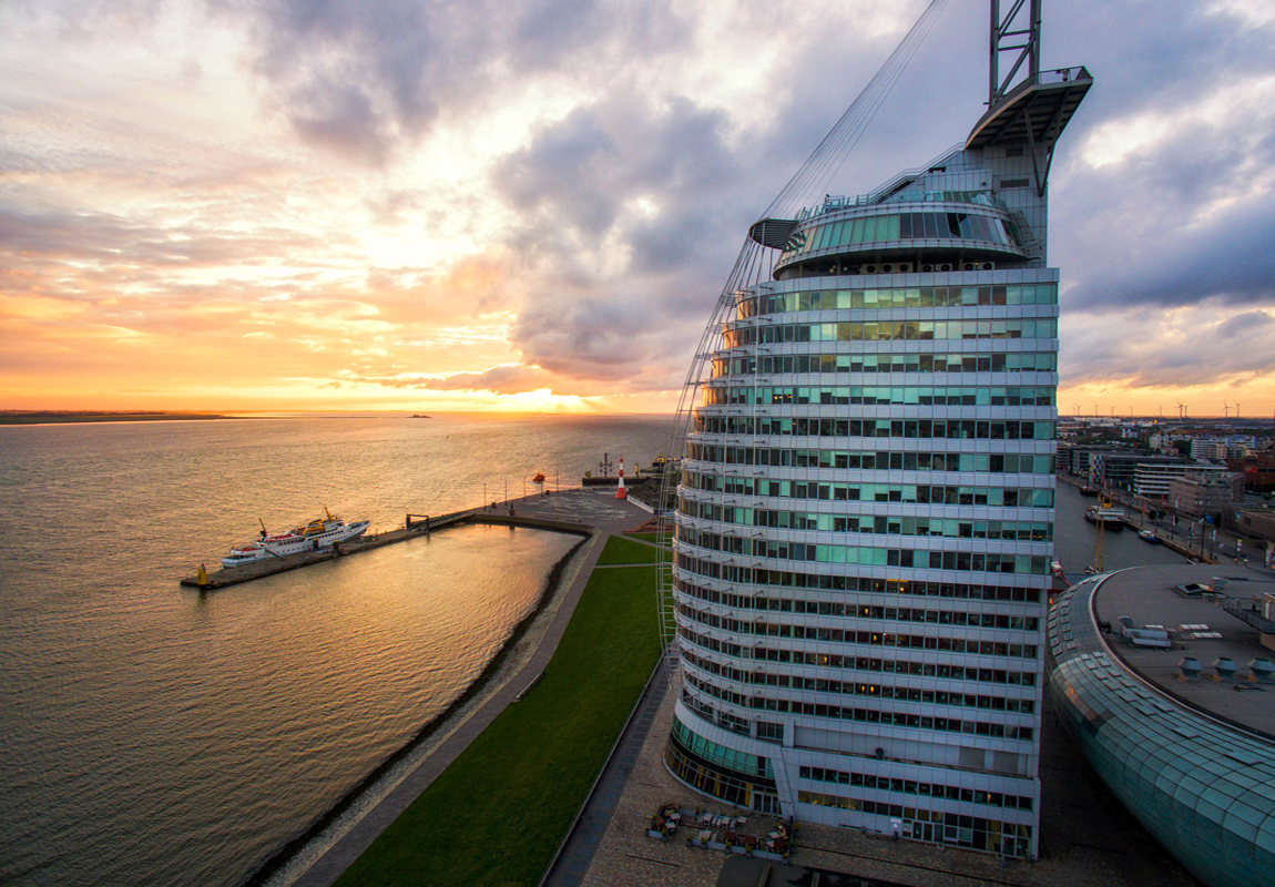 ATLANTIC Hotel SAIL City, Bremerhaven