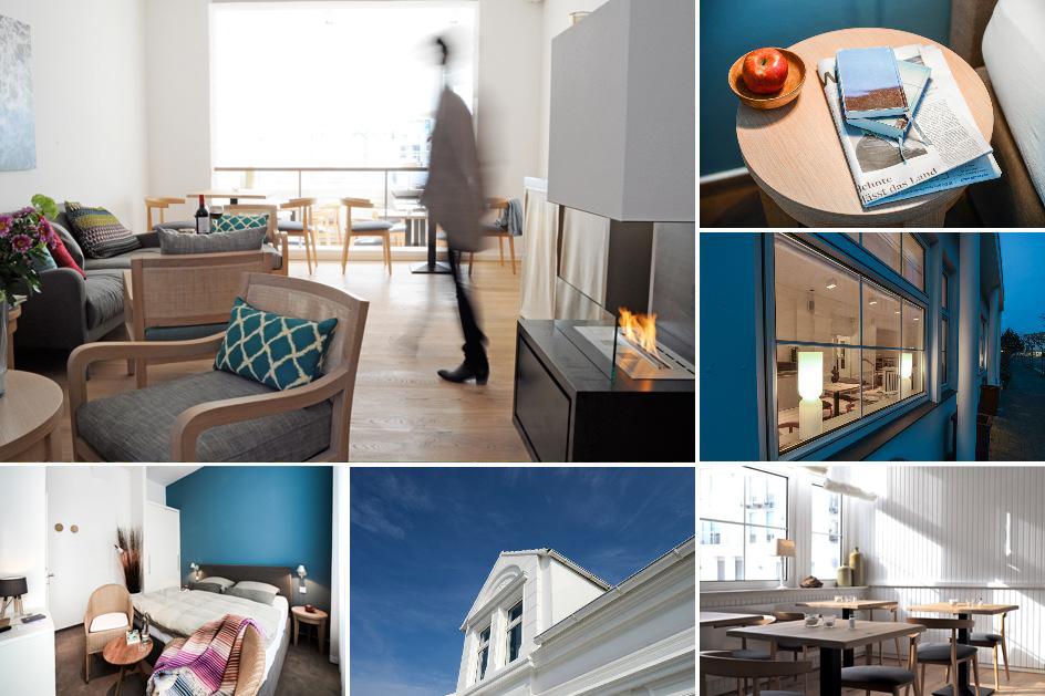 Ankommen. Aufatmen. Ausspannen | Hotel Aquamarin auf Norderney