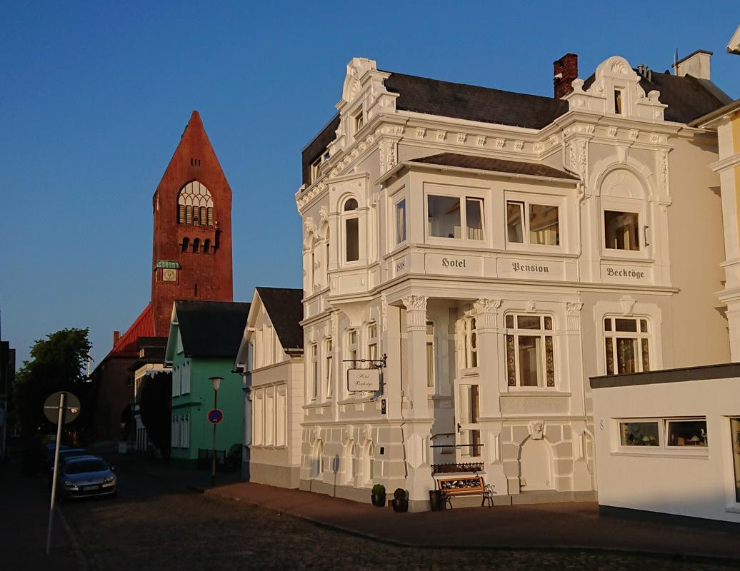 Hotel Beckröge, Cuxhaven