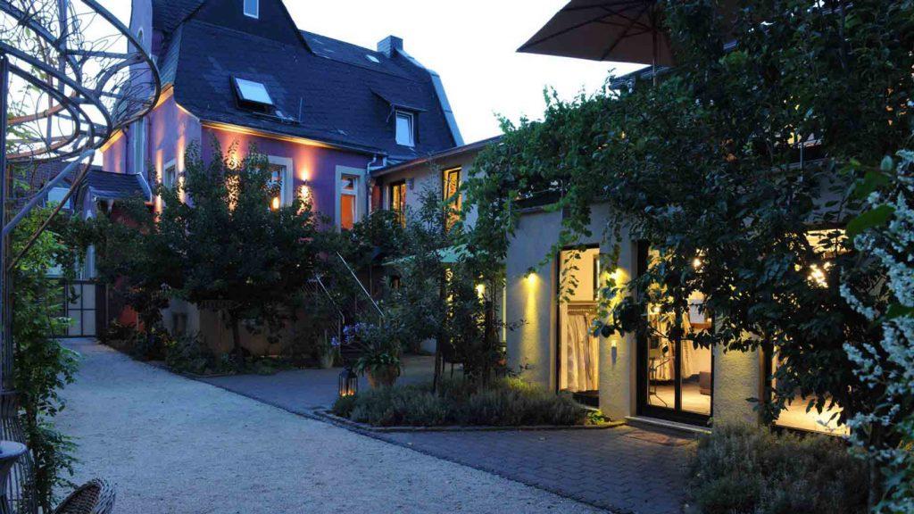 Der Jugendstil-Hof in Langenlonsheim – Das etwas andere Hotel