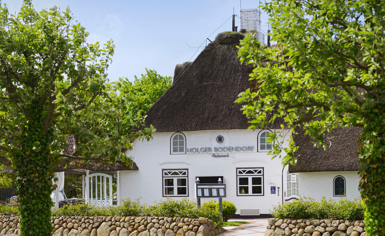 Landhaus Stricker, Sylt-Tinnum