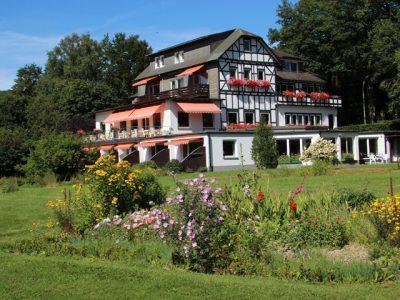 Außenansicht, Landhotel Hubertus