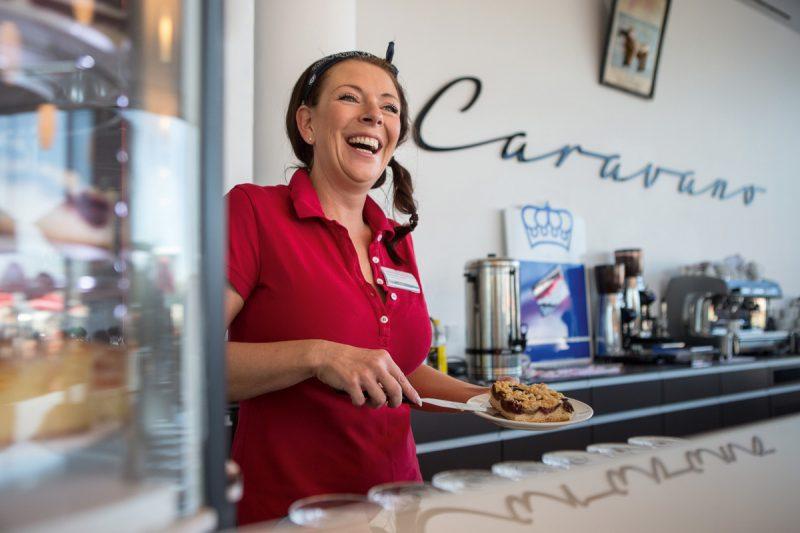 Restaurant Caravano im Erwin Hymer Museum