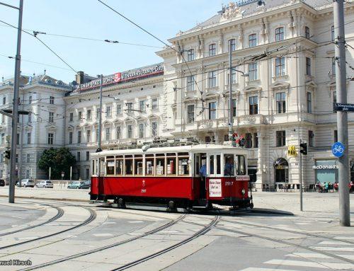 200 Jahre Geschichte im Wiener Tramwaymuseum
