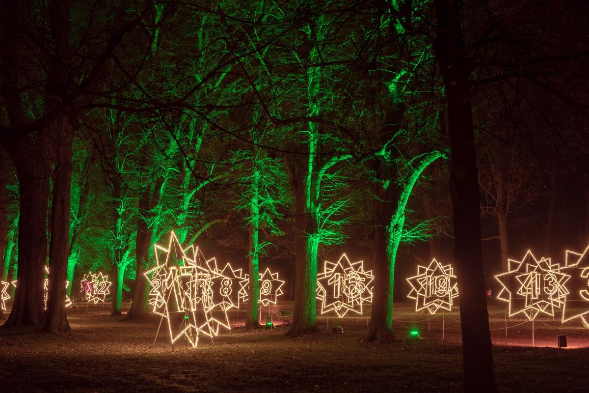 Christmas Garden Münster