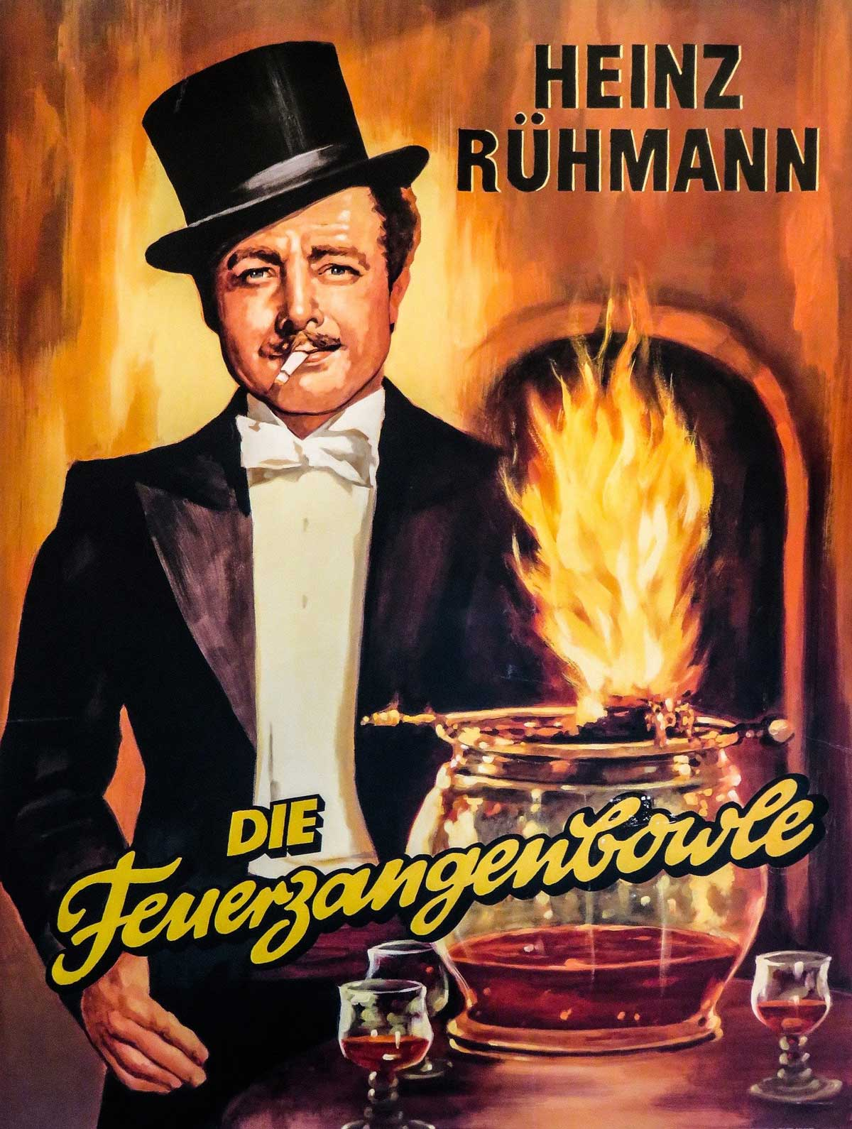 Feuerzangenbowle Filmplakat