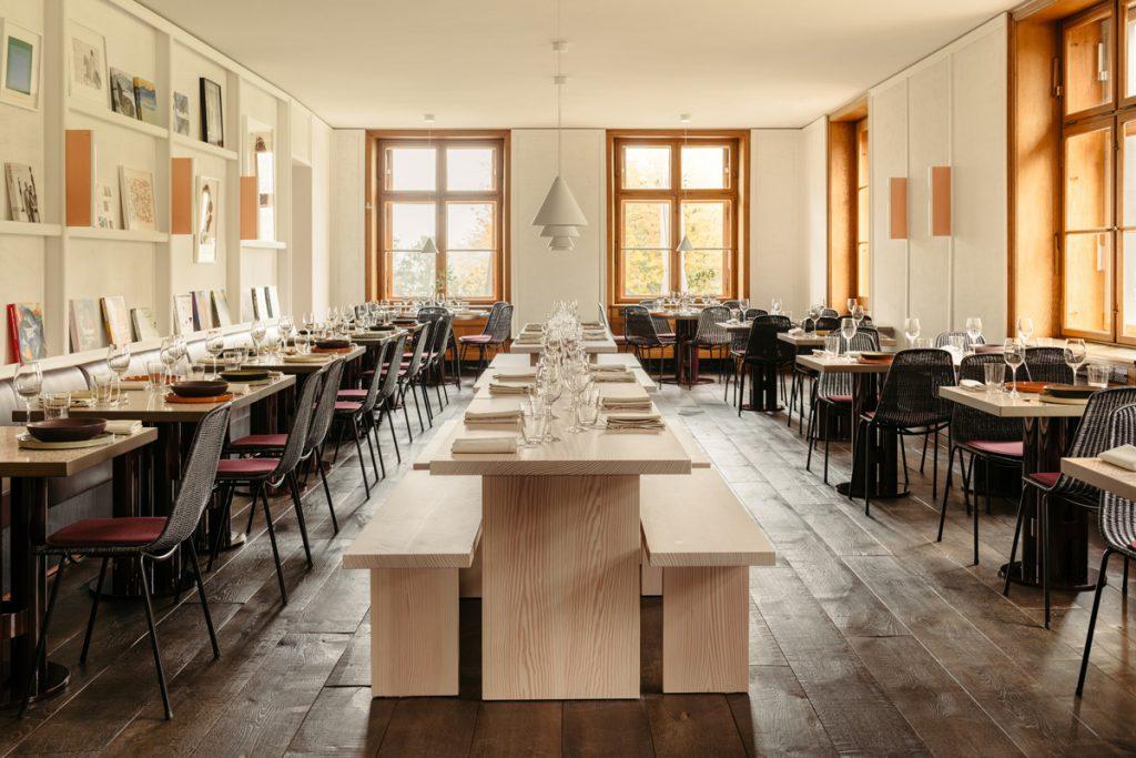 Beyeler Restaurant im Park, Riehen bei Basel