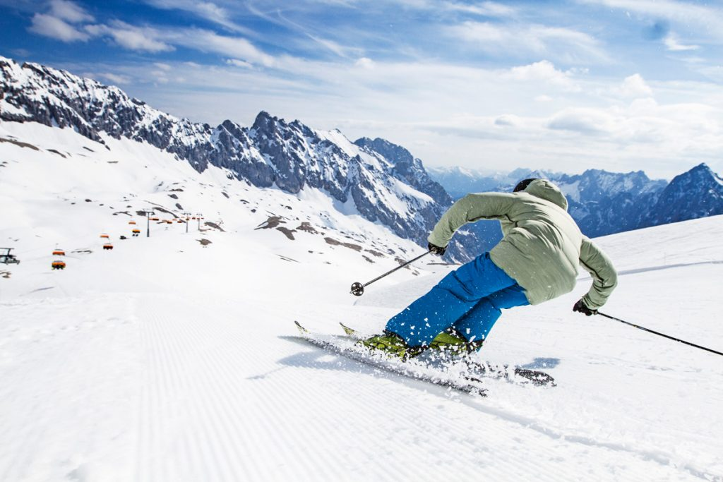 Hotel am Badersee, Zugspitze, Ski