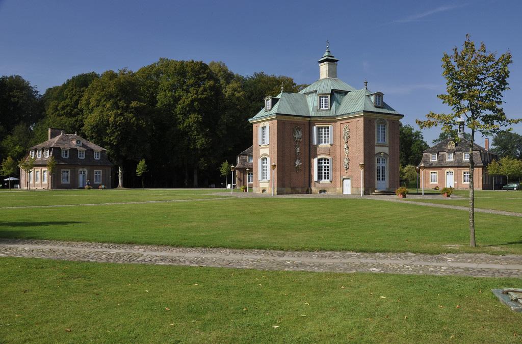 Jagdschloss Clemenswerth - Geest-Radweg