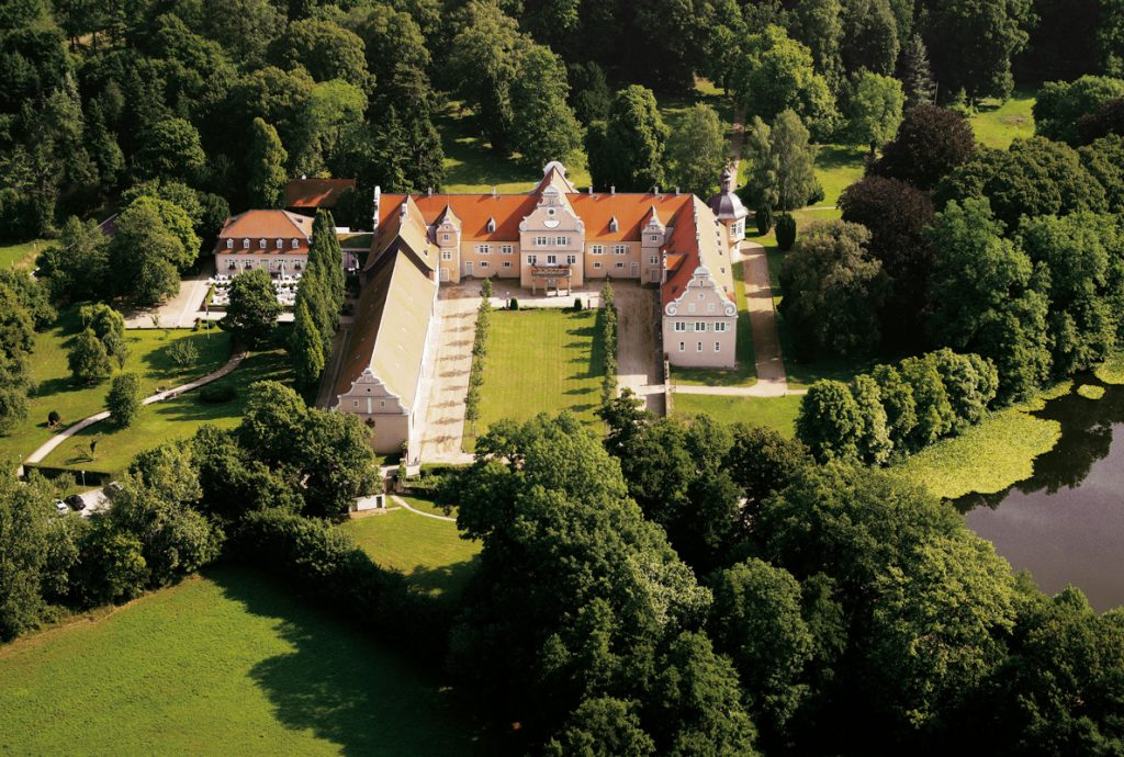 Barockes Flair im Jagdschloss Kranichstein genießen