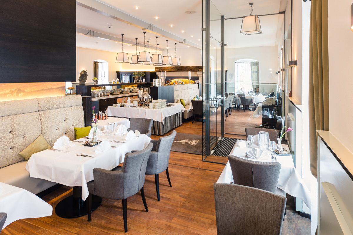 Restaurant im Hotel Jagdschloss Kranichstein