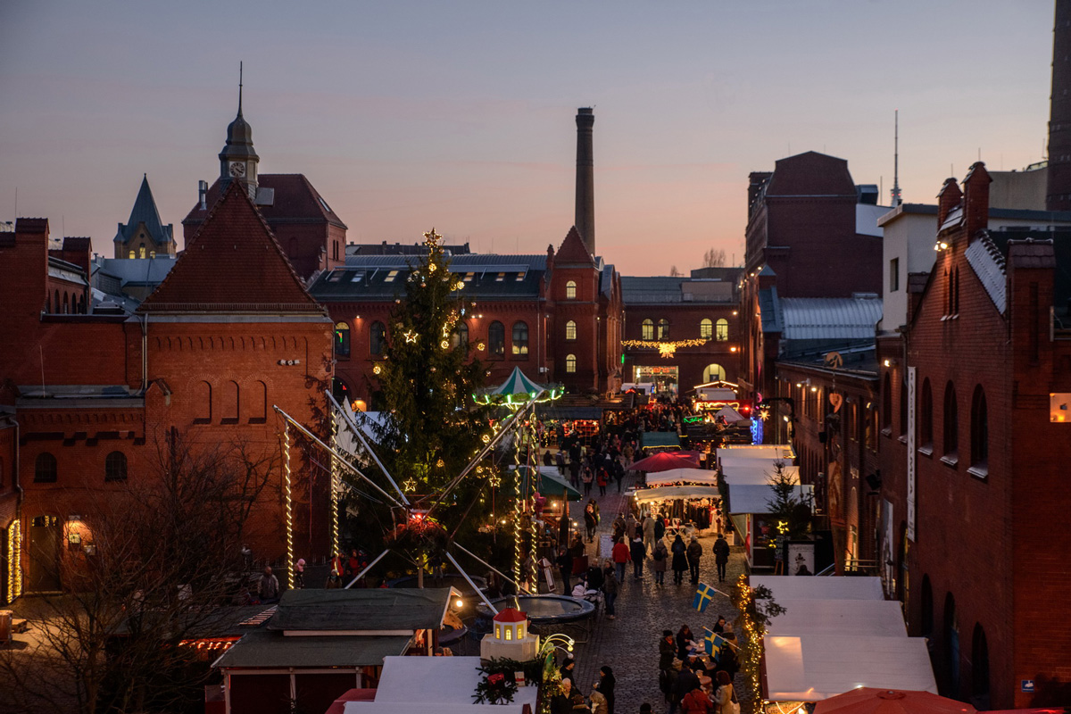Lucia Weihnachtsmarkt Berlin - kuschelige Weihnachtsmärkte