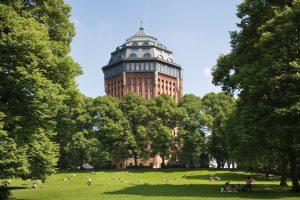 Mövenpick Hotel Hamburg Außenansicht