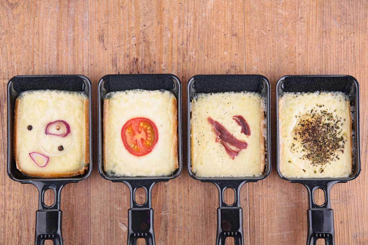 Raclette Pfaennchen