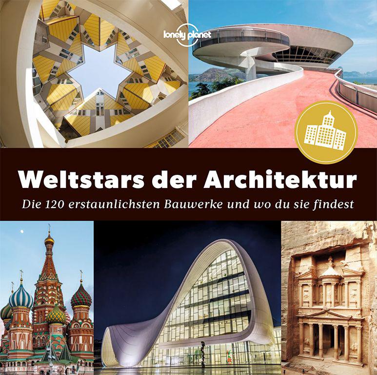 Reisebildband Weltstars der Architektur